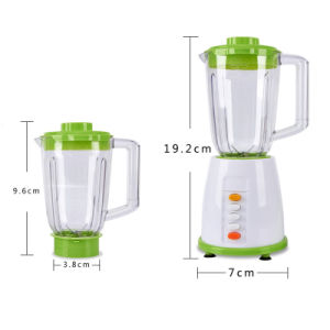2 in 1 Muti Function 250W 1.5L Ice Blender pictures & photos