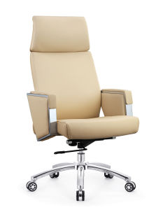High Back PU Leather Office Chair pictures & photos