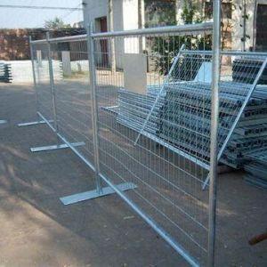 Galvanized Temporary Fence S193
