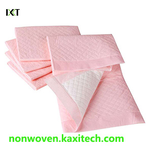 Super Soft Medical Disposable Nonwoven Under Pads Kxt-Up24 pictures & photos
