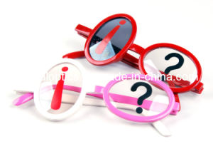 party glass magical punctuation sunglasses party glass