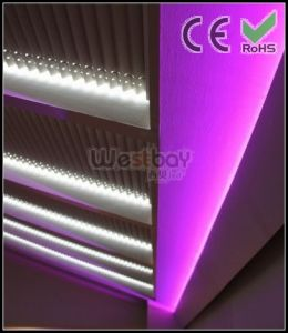 LED Strip Application in Pink