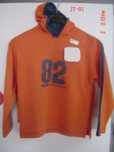 Sports Wear Knitted Leisure Sweater (JT-01) pictures & photos