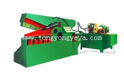 Hydraulic Metal Shear (Q43-630)
