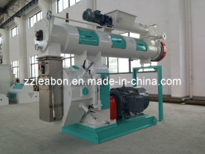 Biomass Pellet Making Line Equipment (6000tons/year)