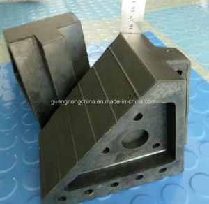 Car Buffer, Rubber Block, Rubber Car Wedge pictures & photos