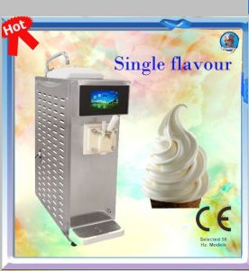 CE Approved Soft Serve Ice Cream Machine Most Popular Type and Durable pictures & photos