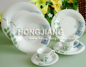 20pcs Dinner Set (HJ008YX002) pictures & photos