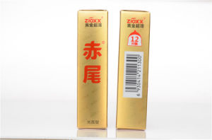 Natural Rubber Latex Ultra Thin Golden Condom pictures & photos