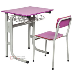 China werzalit single student sets student desk chair - Student desk and chair set ...