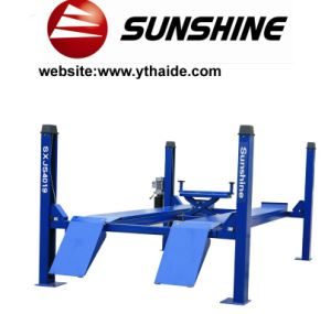 4 Post Car Lift, Four Post Alignment Lift, 4-Post Hoist (SXJS4019)