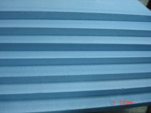 Roof Insulation XPS Board, Extruded Polystyrene Foam Board pictures & photos