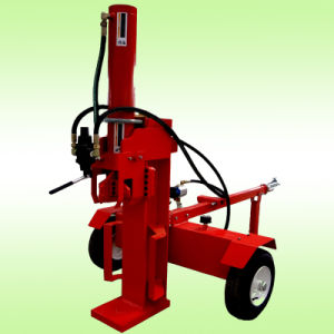 Vertical Log Splitter Gas 42ton (TS42T/610HV-G) pictures & photos
