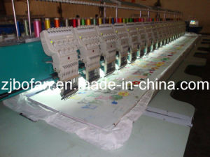 Flat Embroidery Machine pictures & photos
