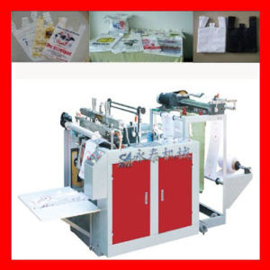 Plastic Shopping Bag Making Machine (model-RQJ) pictures & photos
