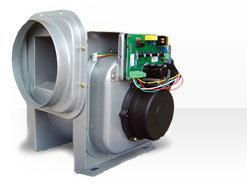 Ventilator AC Brushless Motor