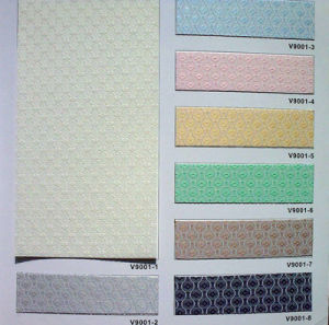 Jacquard Vertical Blind Fabric (V9011) pictures & photos