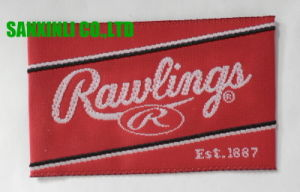 2011 Garment Labels Stylish Design Woven Labes Clothing Tags