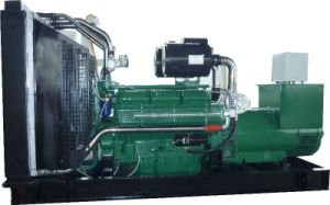 500kw Power Natural Gas Generator Set pictures & photos