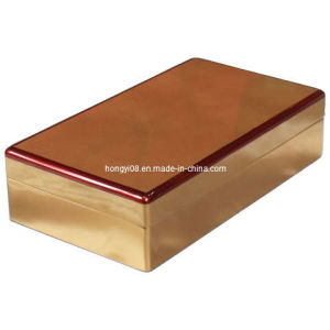 Luxury High Piano Glossy Wooden Box for Gift Packaging (HYW015)