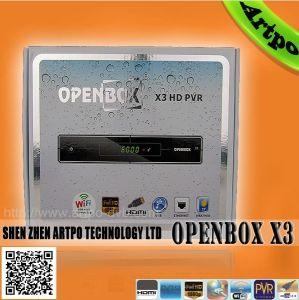 Set Top Box Receptor Openbox X3 HD Satellite Receiver