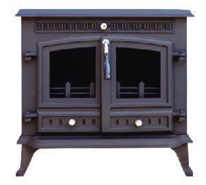 Cast Iron Stove, Heater (FIPA032) , Double Door Room Heater, Stove pictures & photos