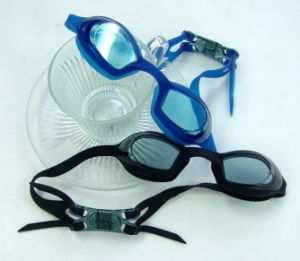 100% UV-Protective Swimming Goggles for Adults or Kids
