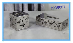 Stainless Steel Tissue Box China Fabricator pictures & photos