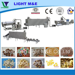 CE Approved High Quality Automatic Breakfast Cereal Equipment pictures & photos
