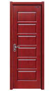 Wooden Door (HDB-009) pictures & photos