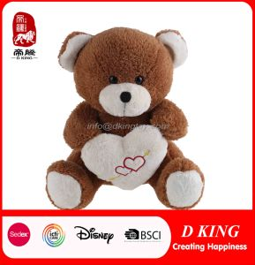 High-Quality Cute Teddy Bear with Pillow pictures & photos