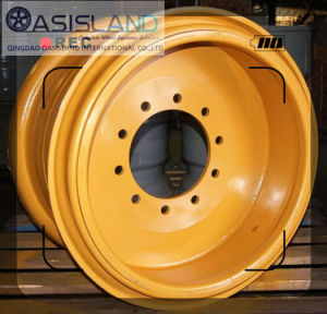 24-8.00/1.7 Motor Grader Wheel Rim for 120g pictures & photos