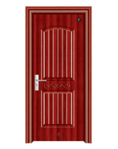 Steel Wooden Door (SD-1003)