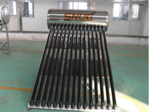 Vacuum Tube Solar Water Heater, 80L-600L pictures & photos