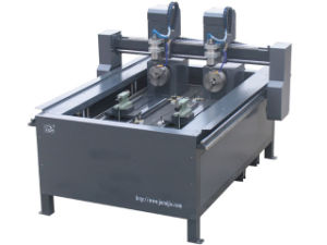 CNC Engraver Machine -Two Spindles (VT-1118)