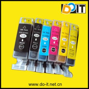 Compatible Ink Cartridge for Canon 825/826 With Auto Reset Chips