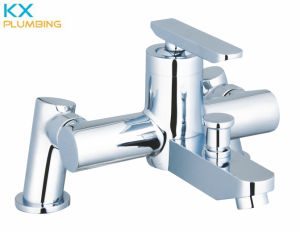 Bath Tub Filler Bath Tube Faucet (KX-F1021) pictures & photos