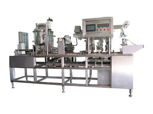 Full Automatic Plastic Cup Filling Machine