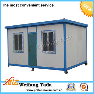 Cymb Mobile Container House (YADA)