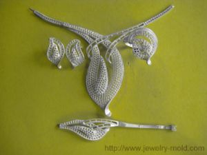 Jewelry Silver Master Model Maker, Jewelry Mountings