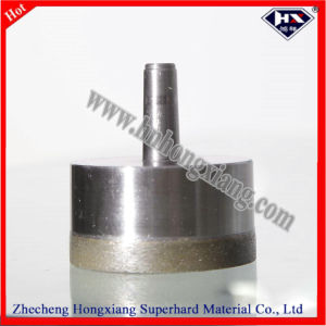 Straight Diamond Core Drill Bit for Glass Sawing pictures & photos