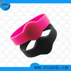 Silicone RFID Wristband/Bracelet (WRRE05)