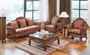 Rattan Furniture Sofa (SA105)