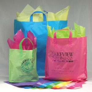2016 New Style Plastic Shopping Bag pictures & photos