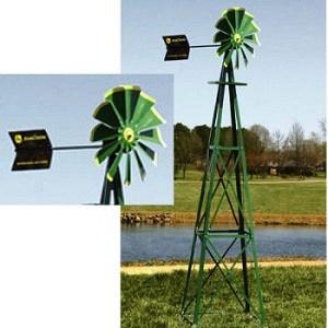 Outdoor Windmill Garden Decor