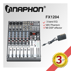Professional Audio Mixing Console (FX1204)