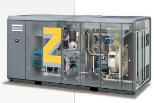 Atlas Copco Screw Air Compressor (ZT132VSDFF ZT160VSDFF ZT250VSDFF ZT315VSDFF) pictures & photos