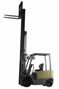 4-Wheel Battery Forklift (U-series) pictures & photos