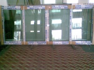 PVC Sliding Window (ZXJH022) pictures & photos