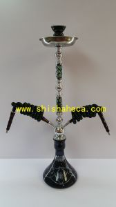 Nargile Classic Style Zinc Alloy Smoking Pipe Shisha Hookah pictures & photos
